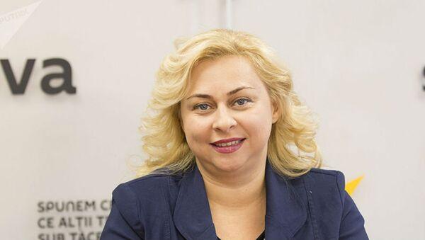 Психолог-консультант, бизнес-тренер Людмила Семина-Гицу - Sputnik Азербайджан