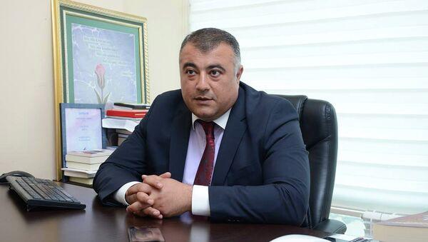 Вугар Гусейнов - Sputnik Азербайджан