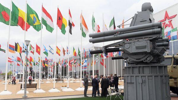 IV Международный военно-технический форум Армия-2018 - Sputnik Азербайджан