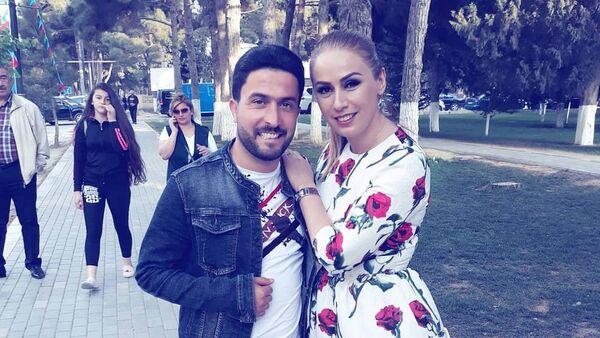 Роза Зяргярли  и Парвин Сафаров - Sputnik Азербайджан