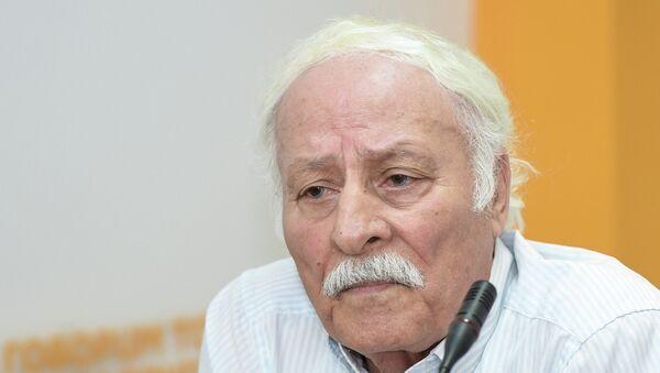 Президент Национального центра экологического прогнозирования Тельман Зейналов  - Sputnik Азербайджан