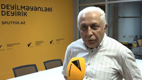 Экологическая ситуация улучшается, но проблем хватает - Sputnik Азербайджан