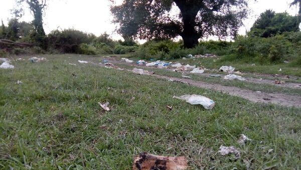 Село Падар утопает в грязи - Sputnik Азербайджан