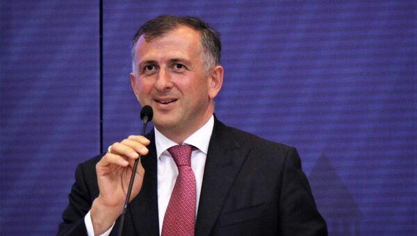 Глава правительства Аджарии Зураб Патарадзе - Sputnik Азербайджан