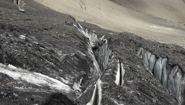 Ледники, расположенные на горе Туфандаг - Sputnik Азербайджан