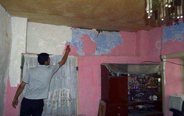 Последствия землетрясения - Sputnik Азербайджан