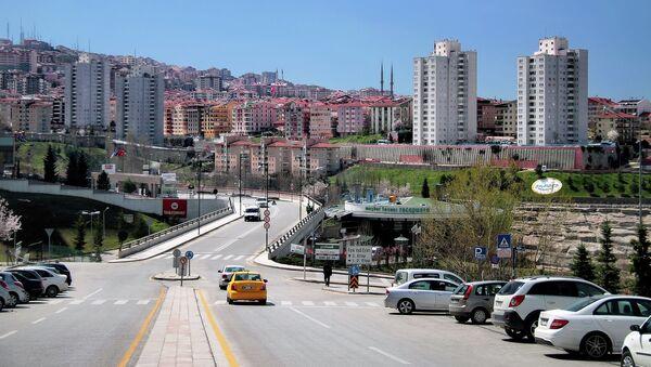 Ankara - Sputnik Azərbaycan