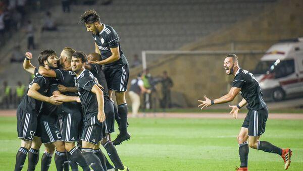 Qarabağın oyunçuları, arxiv şəkli - Sputnik Azərbaycan