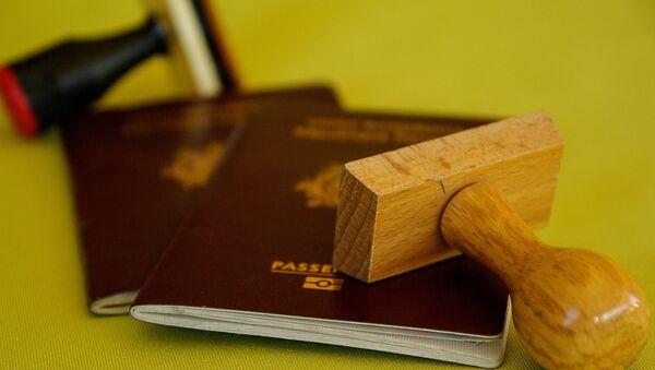 Паспорт - Sputnik Azərbaycan