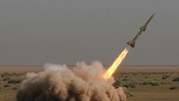 İran ballistik raketi, arxiv şəkli - Sputnik Azərbaycan