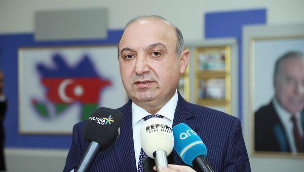 Сиявуш Гейдаров - Sputnik Азербайджан