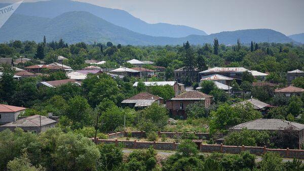 Населенные пункты в районе Кварели регион Кахети - Sputnik Азербайджан