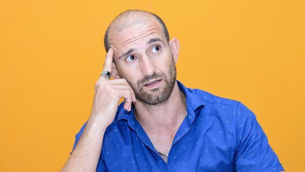 Психотерапевт Тахмасиб Джавадзаде - Sputnik Азербайджан
