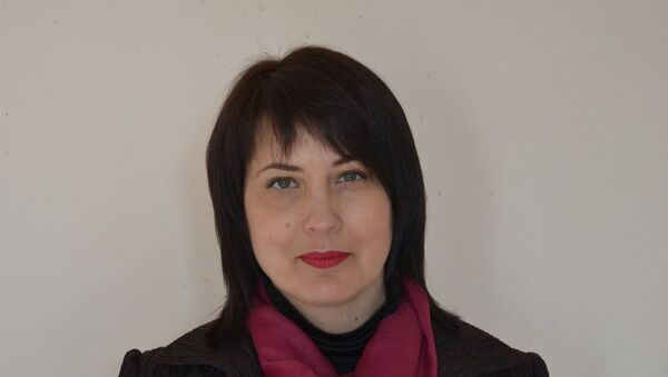 Наталья Обердерфер - Sputnik Азербайджан