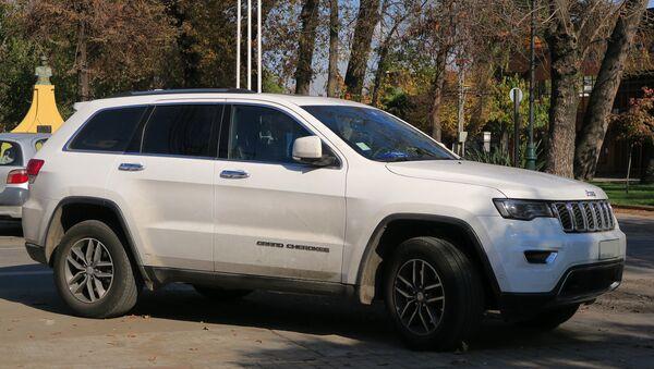 Jeep Grand Cherokee - Sputnik Азербайджан