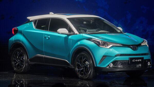 Toyota C-HR - Sputnik Azərbaycan