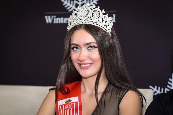 Кастинг конкурса красоты Best model of Azerbaijan - Sputnik Азербайджан