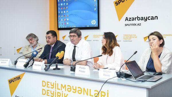 Мероприятие, проведенное по случаю запуска программы SputnikPro - Sputnik Azərbaycan