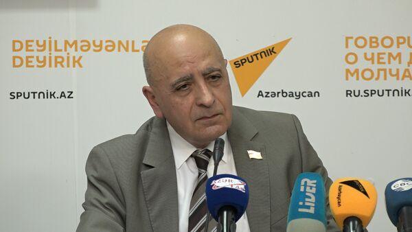 Партнерство с Москвой повышает геополитический вес Баку в регионе — депутат - Sputnik Азербайджан