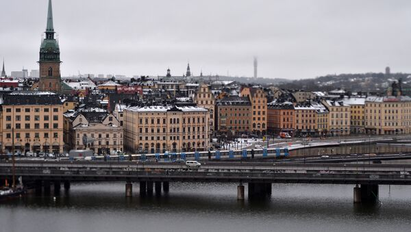 Stokholm - Sputnik Azərbaycan