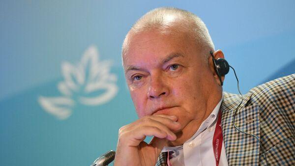 енеральный директор МИА «Россия сегодня» Дмитрий Киселев - Sputnik Азербайджан