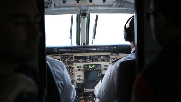 Пилоты, фото из архива - Sputnik Азербайджан
