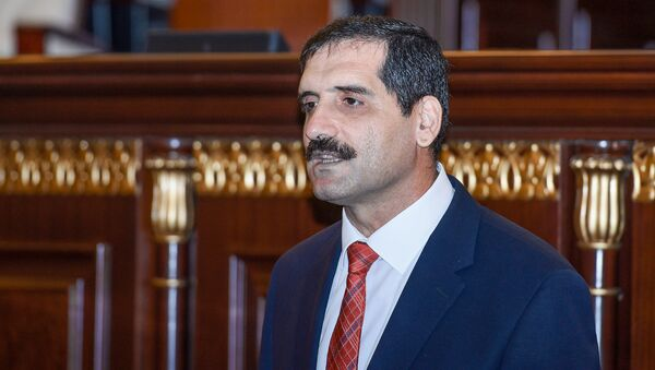 Посол Турции в АР Эркан Озорал - Sputnik Azərbaycan