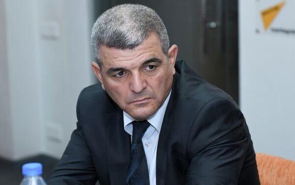 Депутат Фазиль Мустафа - Sputnik Азербайджан
