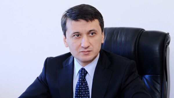 Азер Гасымов - Sputnik Азербайджан