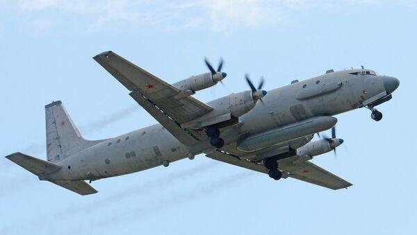 Самолет Ил-20 - Sputnik Азербайджан