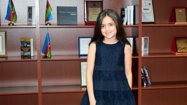 Фидан Гусейнова - Sputnik Азербайджан