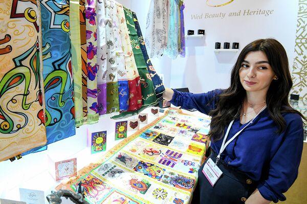 1-я Азербайджанская международная выставка Подарки и промо-продукция - Sputnik Азербайджан