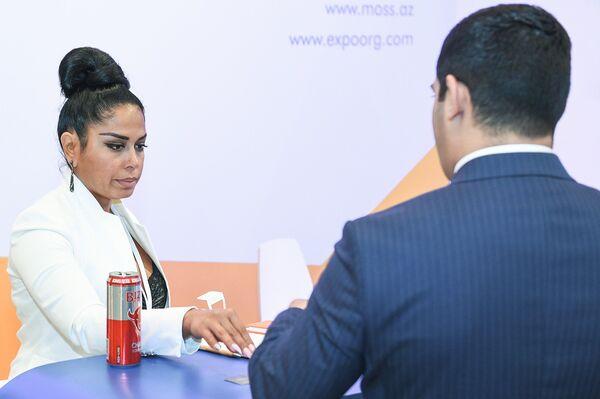 1-я Азербайджанская международная выставка Реклама и печатное производство - Sputnik Азербайджан