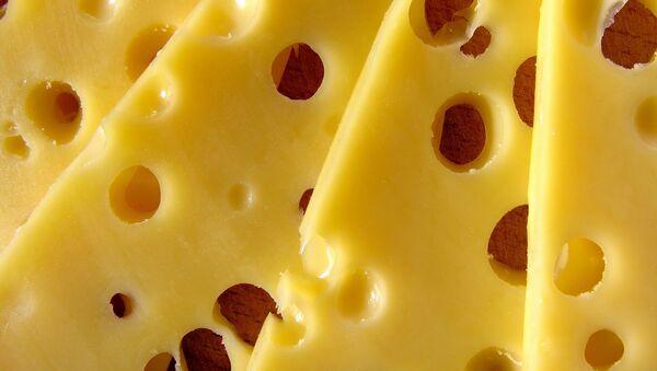 Сыр, фото из архива - Sputnik Азербайджан