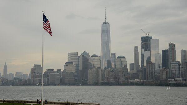 Нью Йорк, фото из архива - Sputnik Азербайджан