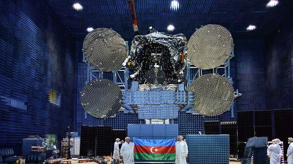 "Спутник ""Azerspace-2"" - Sputnik Азербайджан"