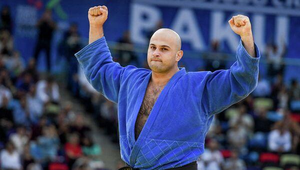 Чемпионат мира по дзюдо 2018. Седьмой день турнира - Sputnik Азербайджан