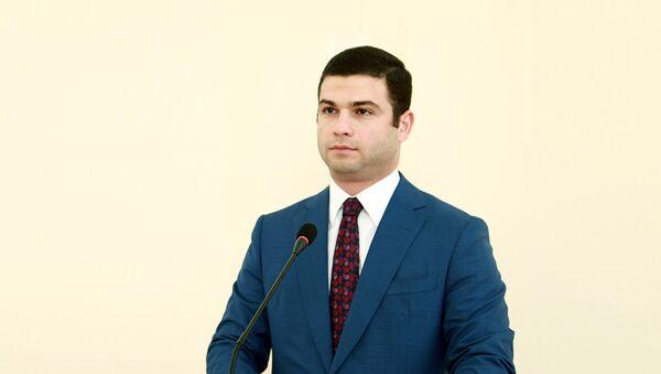 Глава Агентства по развитию малого и среднего бизнеса в Азербайджане Орхан Мамедов  - Sputnik Азербайджан