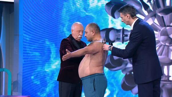 Этибар Эльчиев на передаче Я могу  - Sputnik Азербайджан