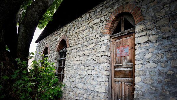 Мечеть XVIII века в селе Басгал - Sputnik Азербайджан