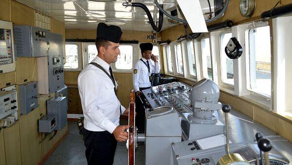 Командно-штабные учения ВМС Азербайджана - Sputnik Азербайджан