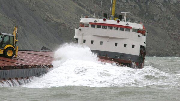 Batan gəmi, arxiv şəkli - Sputnik Azərbaycan