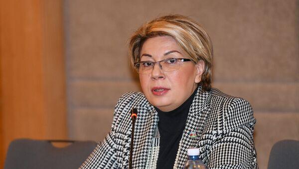 Айтен Мустафаева - Sputnik Азербайджан