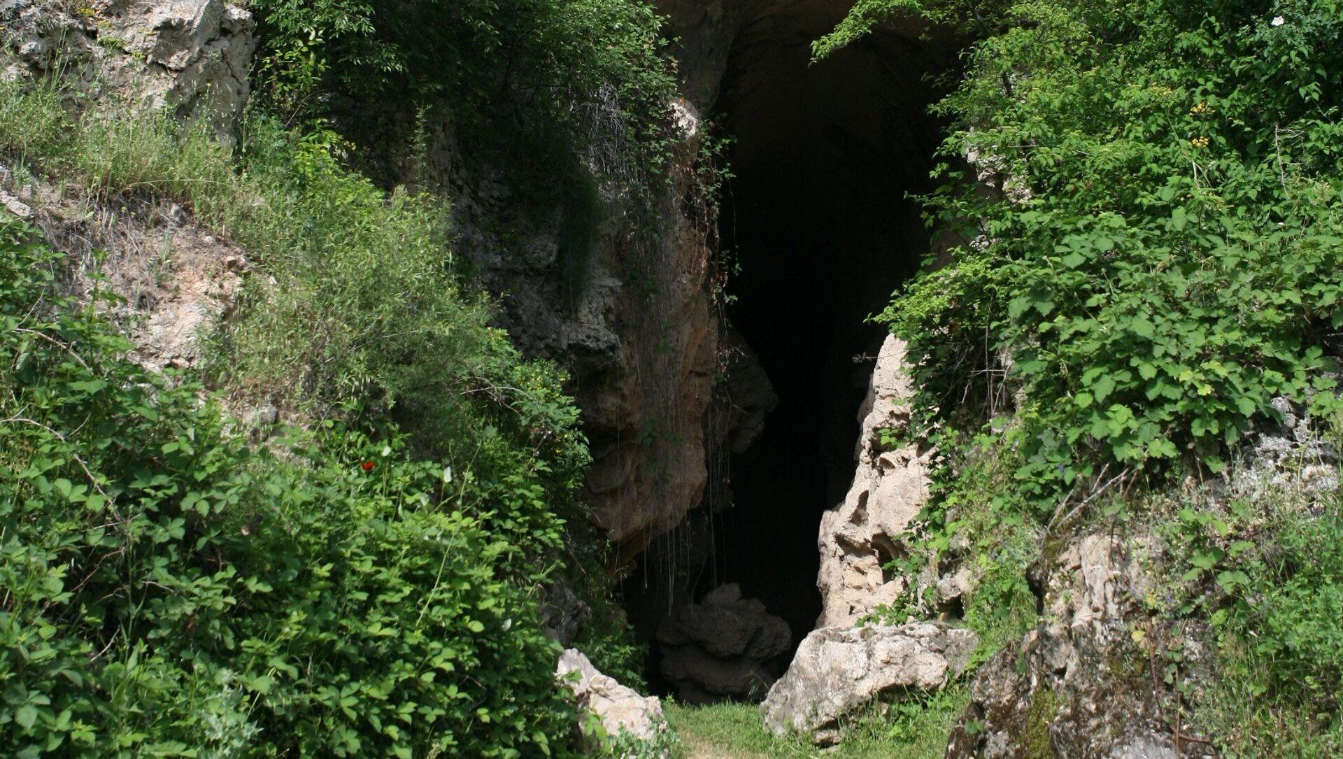 Азыхская пещера - Sputnik Азербайджан, 1920, 25.09.2021