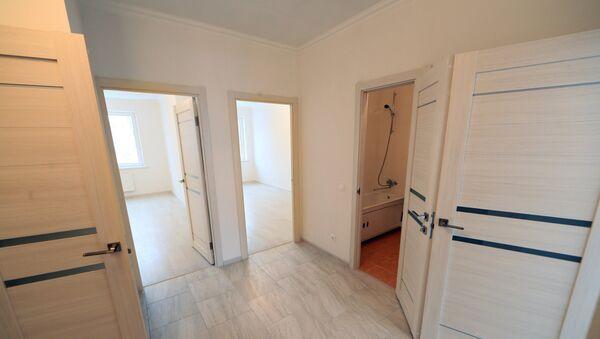 Квартира в новом доме, фото из архива - Sputnik Азербайджан