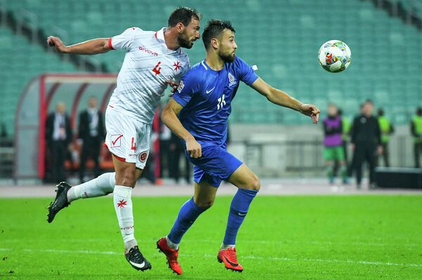 UEFA Millətlər Liqası: Azərbaycan - Malta - Sputnik Azərbaycan
