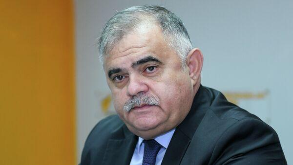 Эксперт по вопросам безопасности Арзу Нагиев - Sputnik Азербайджан