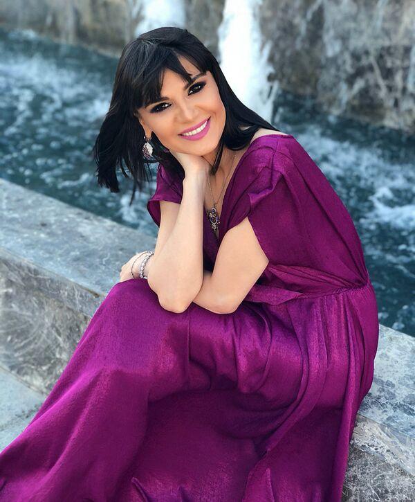 Популярная певица Натаван Хабиби - Sputnik Азербайджан