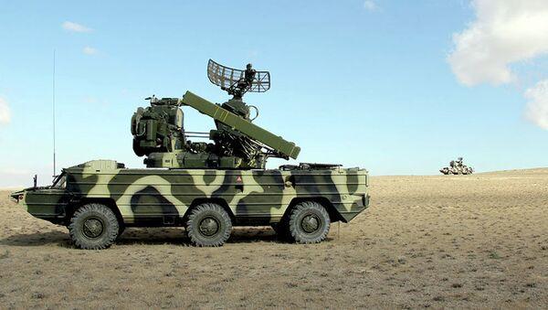 Продолжаются учения подразделений ПВО - Sputnik Азербайджан