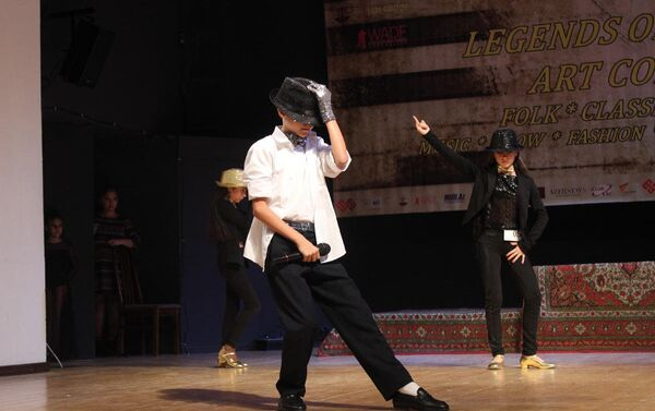 Конкурс искусств – Легенды осени - Sputnik Азербайджан
